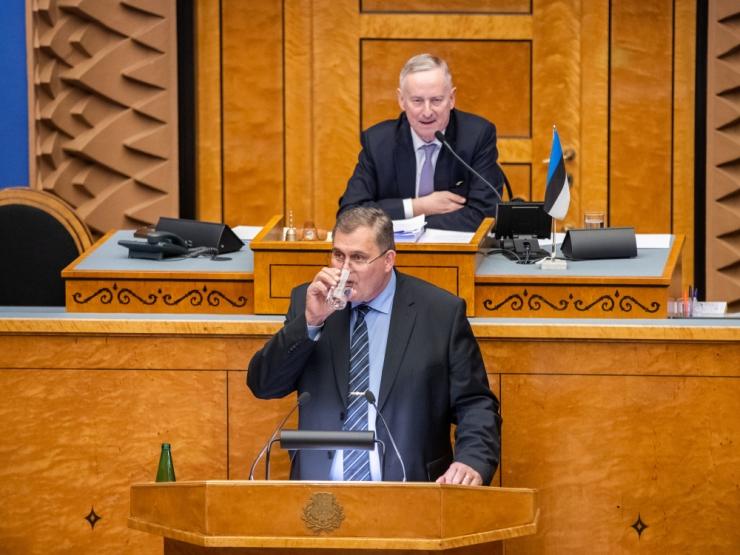 Aeg: Martin Helme väiteid radari kohta peab hindama kaitseministeerium