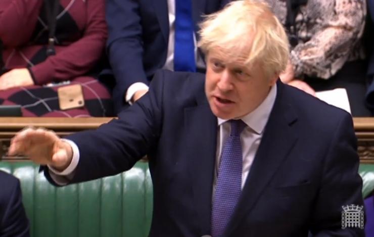Eestit külastab Ühendkuningriigi peaminister Boris Johnson
