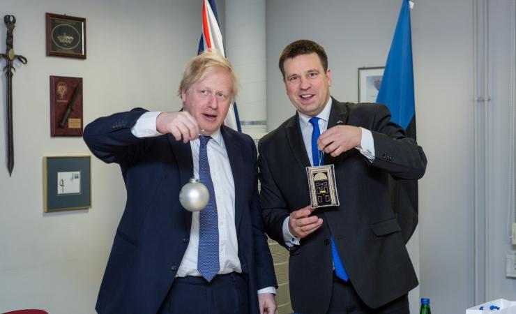 Ratas tunnustas Ühendkuningriigi panust julgeoleku tagamisel