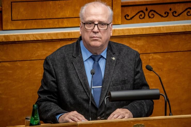 Aller kinnitas kolmapäeval Järviku MES-i nõukogu liikmeks