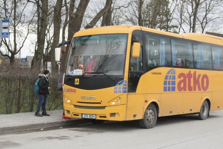 Bussiliinis nr 51 toimub ajutine muudatus