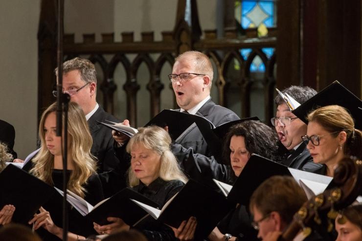 VIDEO! Kammerkoori Voces Musicales uus nimi on Voces Tallinn