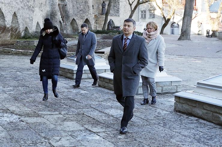 Linnajuhid kohtumisest muuseumirahvaga: uus direktor toob asutusse uue hingamise