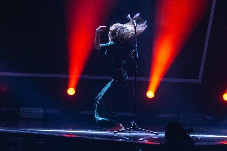 """""""Eesti laulu"""" teine poolfinaal esitleb Eurovisiooni lugude popurriid"""