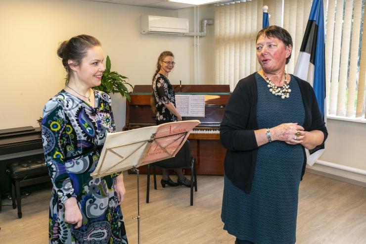 FOTOD JA VIDEO! Haabersti päevakeskus kutsus Eesti Vabariigi aastapäevale pühendatud kontserdile