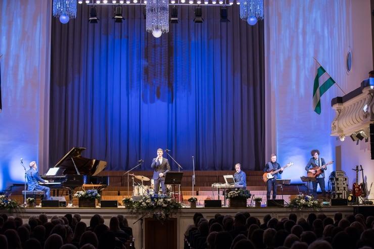 Nõmmekad tähistasid vabariigi aastapäeva Leplandi ja Rannapi kontserdiga