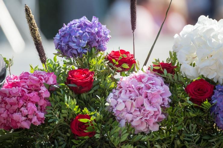Naistepäevaks ostetakse neli korda rohkem lilli kui sõbrapäevaks