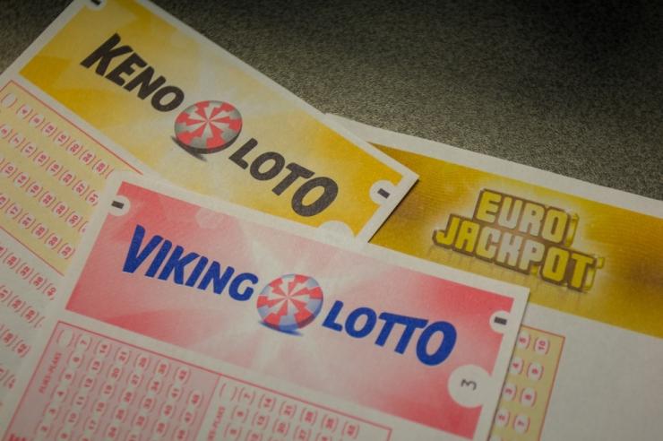 Viieeurone pilet tõi Keno loto mängijale 100 000-eurose võidu