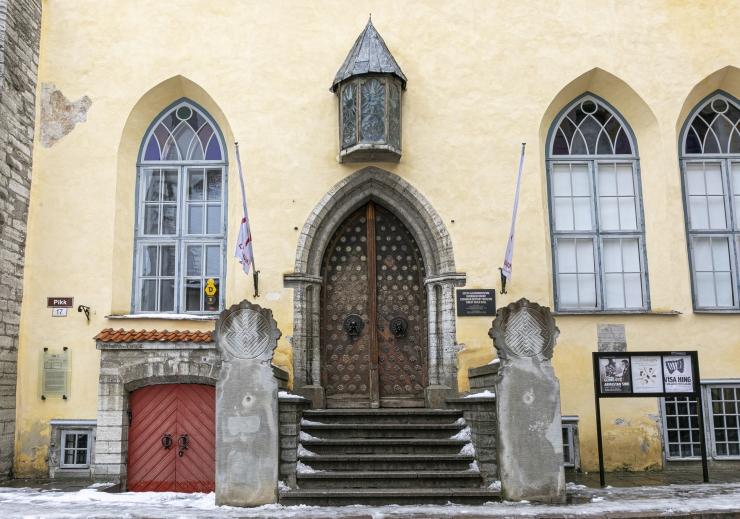 Ajaloomuuseumi muuseumid on külastajatele märtsi lõpuni suletud
