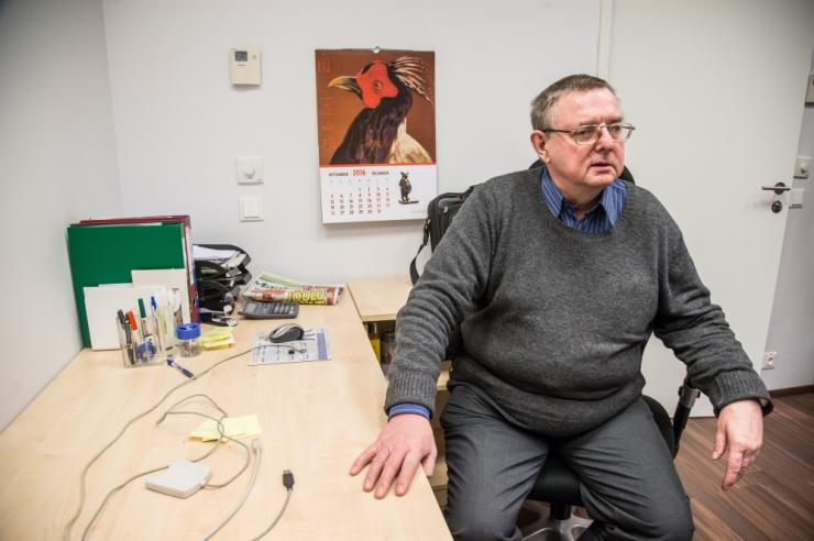 Täna suri kunagine tuntud ajakirjanik Mart Ummelas