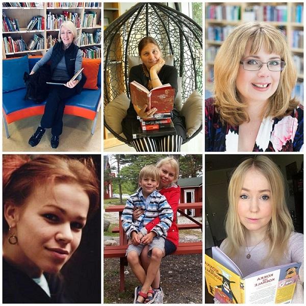 Tallinna Keskraamatukogu ootab kõnesid, et lastele raamatuid ette lugeda