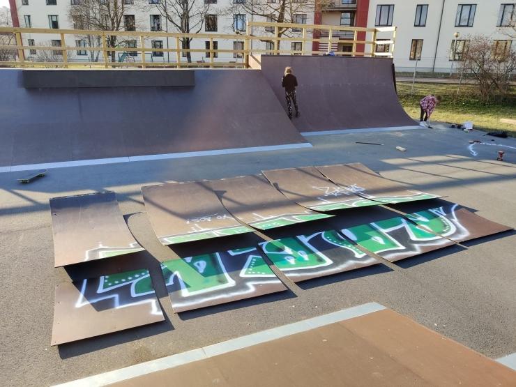 Põhja-Tallinn pakub noortele linnavara sodimise asemel alternatiivi