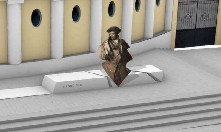 OTSA KUJU AUTOR: Me oleks nagu kuulnud teda laulmas, valasime ta hääle monumenti
