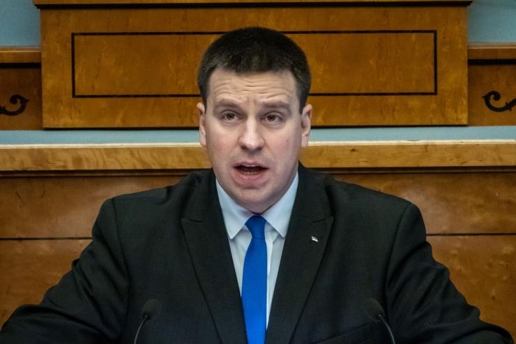 Ratas: koroonakriis on taasiseseisva Eesti suurim tsiviilkriis