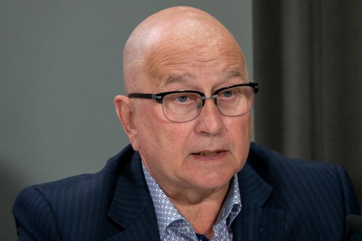 Klandorf: Päevalehe juhtkiri sülitab Eesti peaministri pihta, kas ajakirjanikud on Lauristini tundidest puudunud?