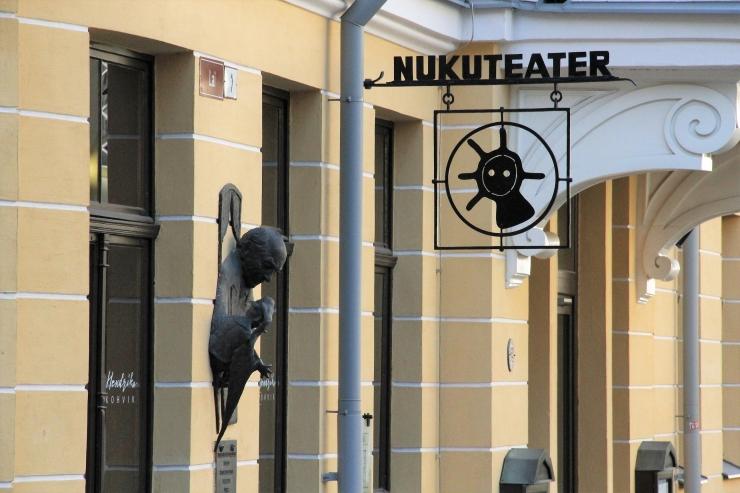 NUKU teater kutsub noori looma uut teatrikeelt