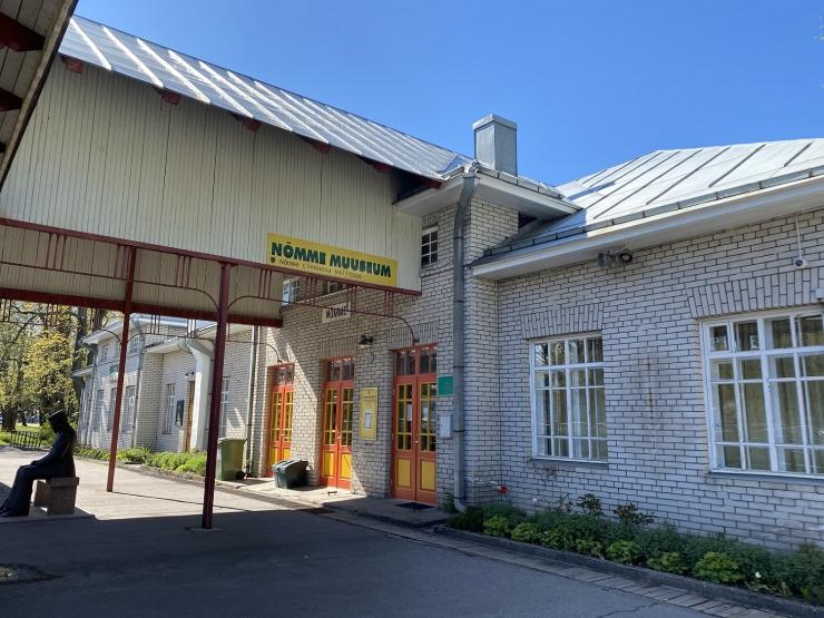 Nõmme muuseum on külastajatele taas avatud