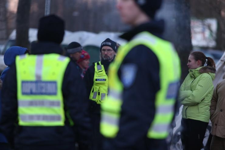 Abipolitseinikud panustasid eriolukorra ajal üle 35 000 tunni