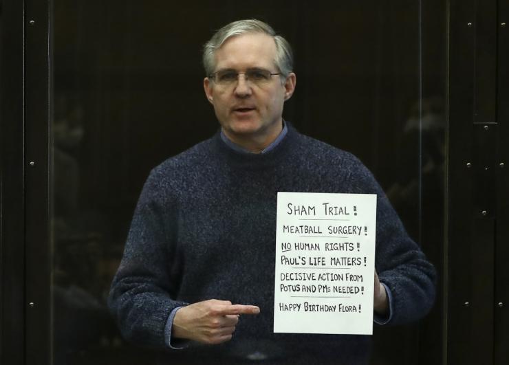 Whelan ei kaeba süüdimõistvat otsust edasi