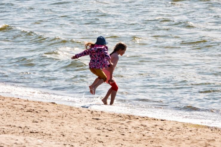 Stroomi ranna suplusvee kvaliteet on jätkuvalt hea