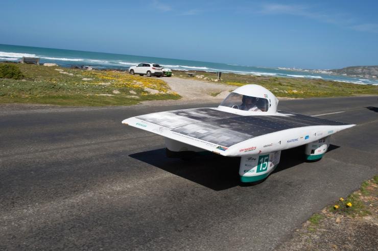 Päikeseauto õpituba muutis lapsed insenerideks