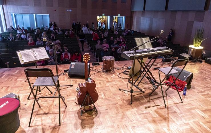 Tallinnas toimub noorte klassikalise muusika festival KRATT