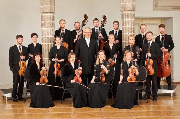 """Kaljuste ja Kammerorkestri """"Saabumissümfoonia"""" lõpukontsert toimub Tallinnas"""