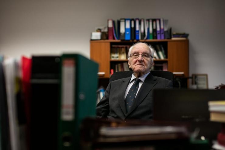 Suri teaduste akadeemia akadeemik Tšeslav Luštšik