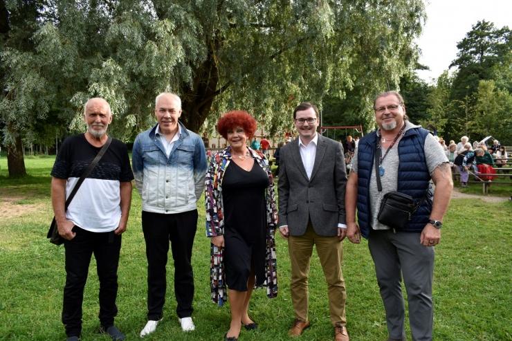 Löwenruh` muusikasuvi lõpeb rõõmsa tantsumuusikaga