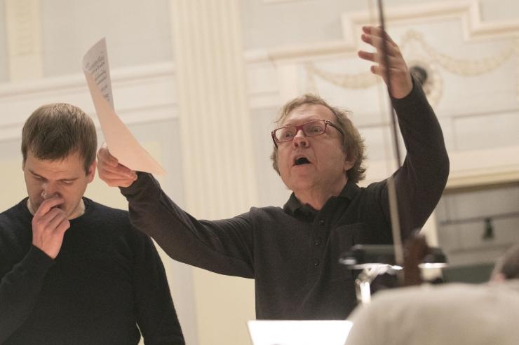 VIDEO! ERSO taasiseseisvumispäeva kontsert Lauluväljakul toimub vaid instrumentaalselt