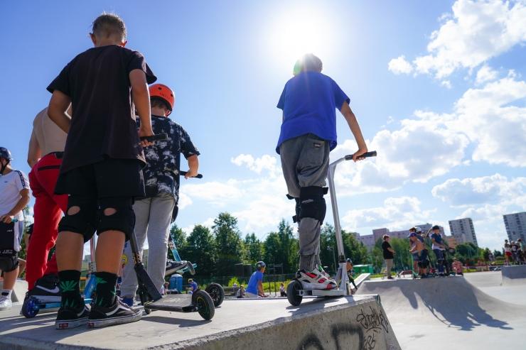 GALERII! Kivila pargi meelelahutuslik noortefestival
