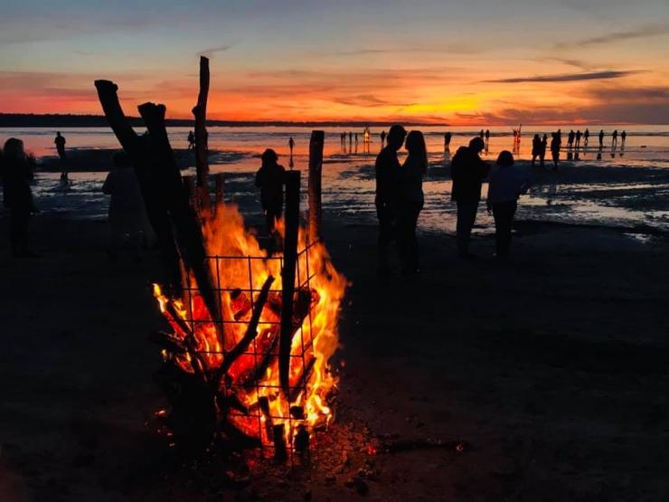 TASUTA: Haaberstis toimub nädalavahetusel Kakumäe Pirukafest ja Muinastulede öö simman