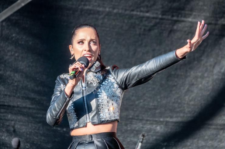 Lasnamäe päevad lõpevad Nechayeva kontserdiga Pae järve kaldal