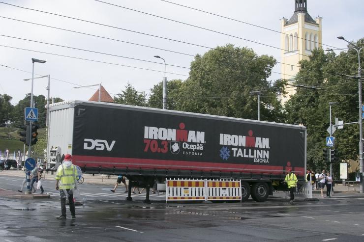 VIDEO! Ironman Tallinn meelitab kohale oma ala tipud