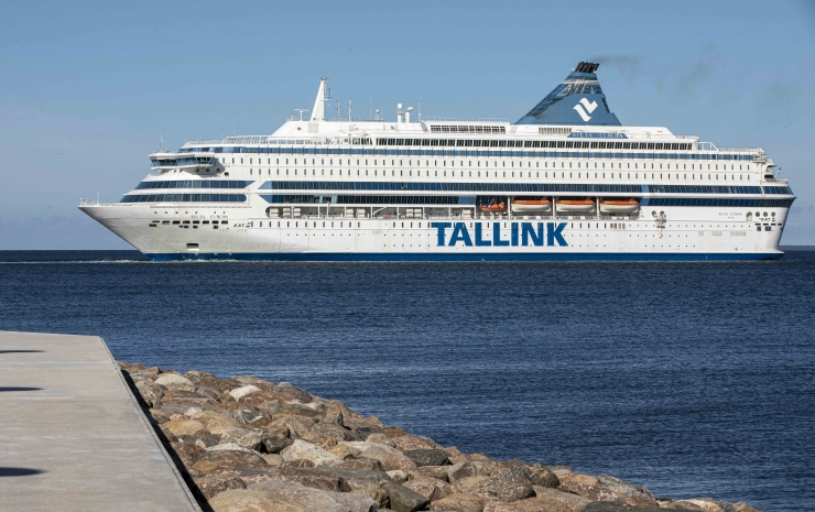 VIDEO! Tallink korraldas erikruiisi Riiga