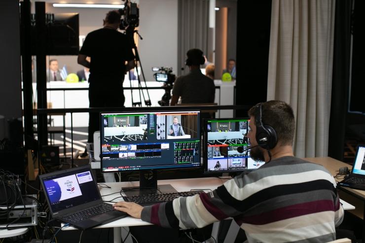 Meediafirmad kaebavad ERR-i riikliku rahastamise Eurroopa Komisjoni