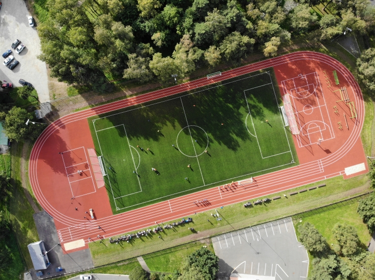 VIDEOD JA FOTOD! Mustamäel avati veel üks uhiuus staadion