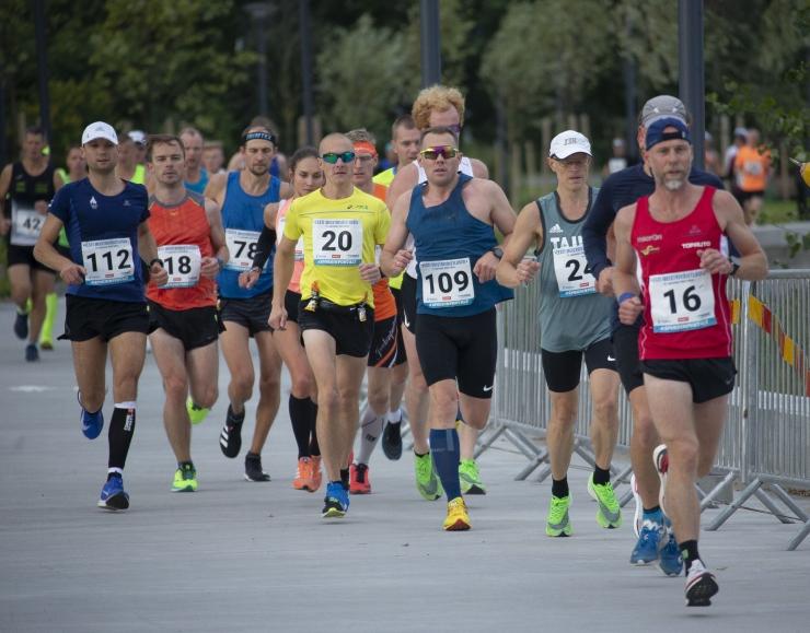 GALERIID! Tallinnas joosti maratoni