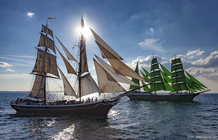 Noored saavad suurel purjelaeval madruseametit õppida