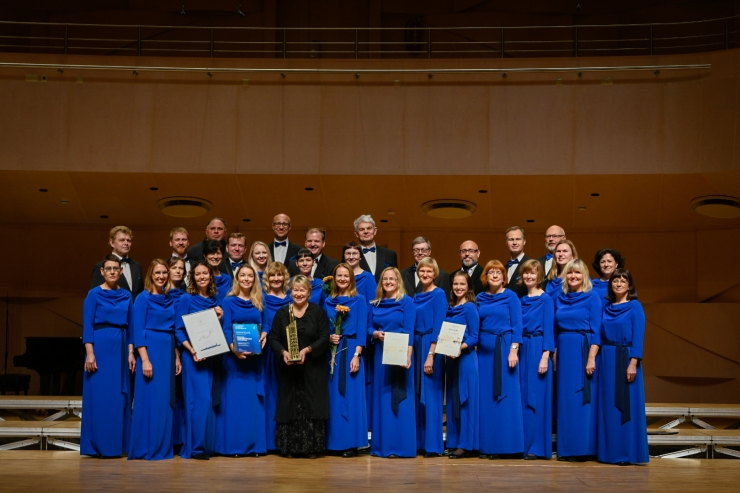 Järjekordse Kammerkooride Festivali võitis Tallinna kammerkoor