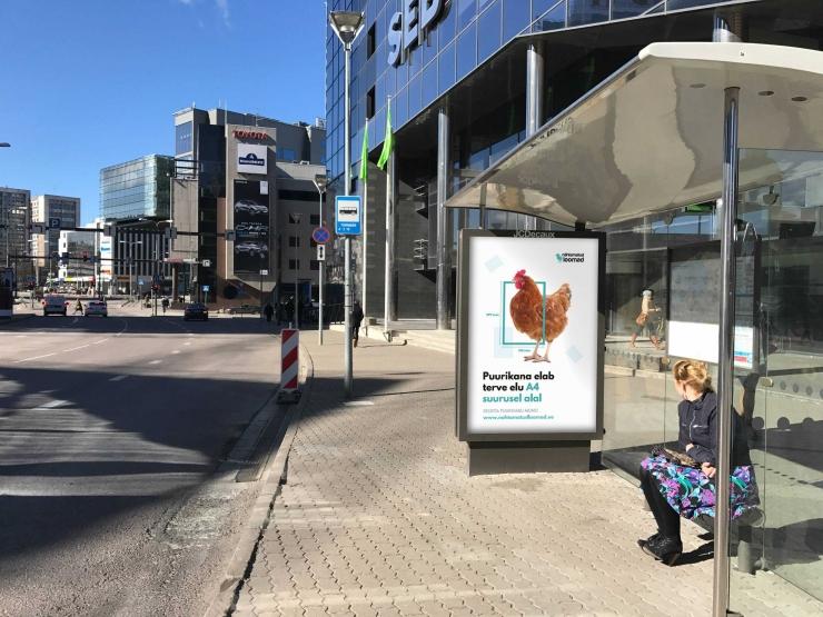 Enamik eestlasi ei poolda kanade puurispidamist