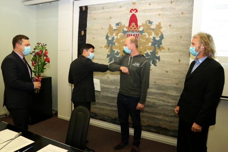 Tallinn toetab tallinlastest sportlast ja tema treenerit 4000 euroga