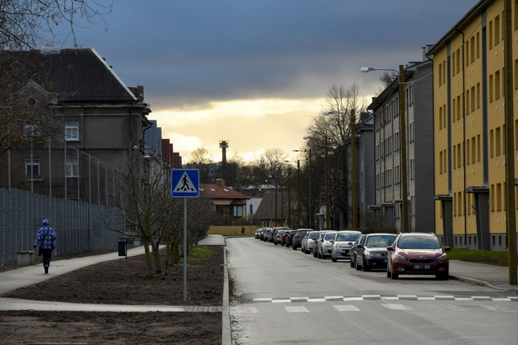 Kristiine Spordi tänav on remondijärgselt taas avatud liiklusele