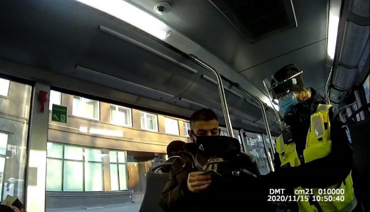 Mupo maski mittekandmise eest trahvi ei tee