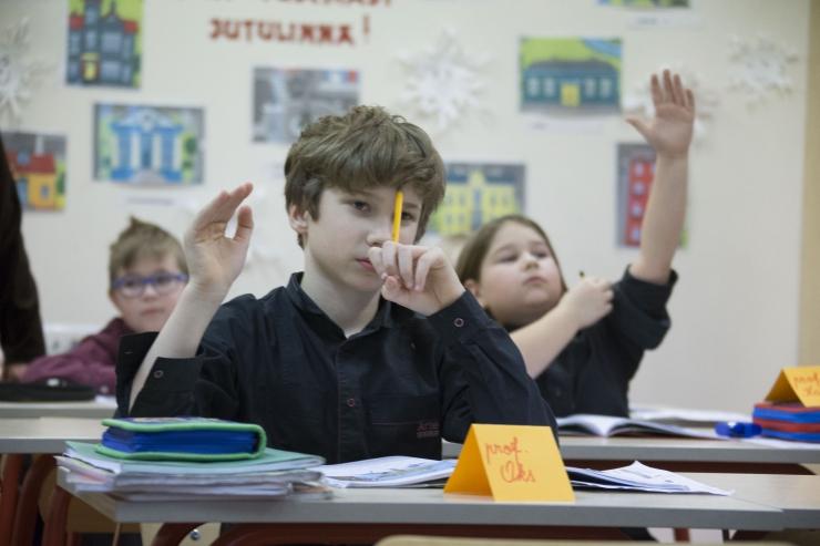 Algatus aitab õpilastele tutvustada võõrkeeli