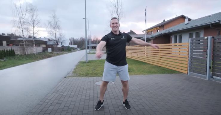 VIDEO! Ott Kiivikas: hommikune liikumine annab päevaks palju energiat
