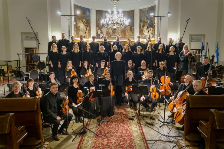 """Margo Kõlari """"Pirita missa"""" uus versioon tuleb esiettekandele Tallinna Jaani kirikus"""