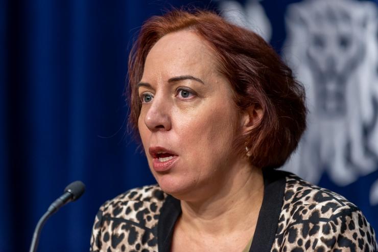 Mailis Reps hakkab tööle riigikaitsekomisjonis ja ELAK-is