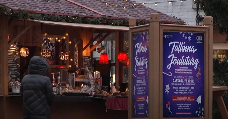 VIDEO! Pühapäeval süüdatakse Raekoja platsi jõulupuul esimene advendiküünal