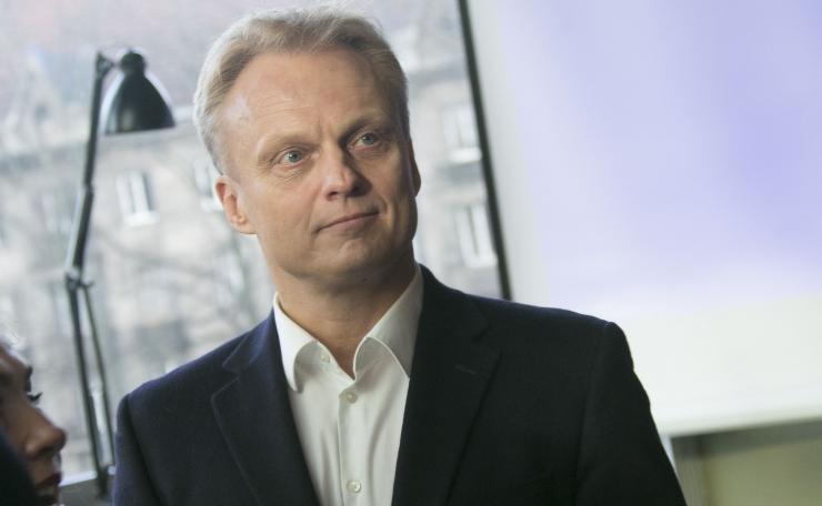 Kalev Kallo asendusliikmena läheb parlamenti Imre Sooäär